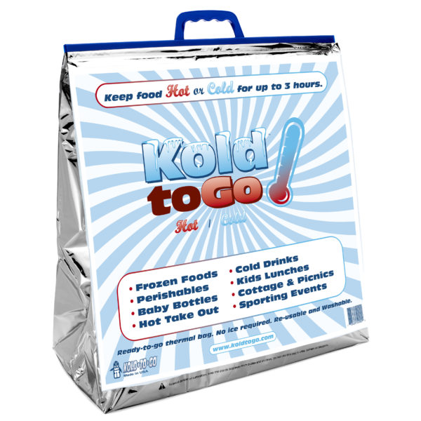45 Liter Generic Kold-To-Go Bag