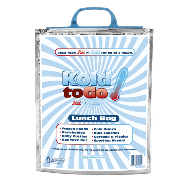 Kold-To-Go Thermal Lunch Bag