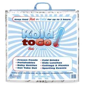 25 Liter Kold-To-Go Thermal Bag