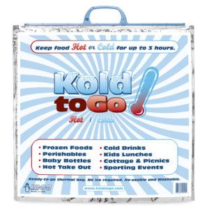 25 Liter Kold-To-Go Thermal Bag
