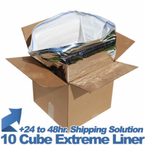 10 Cube Insulated Shipping liner