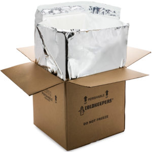 Medium Insulated Shipping Box
